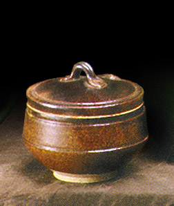 The little brown jar