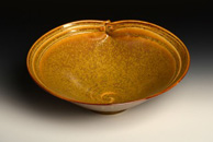 New work Nichbei Potters Shell Bowl