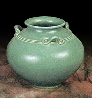 Pot with 3 lugs